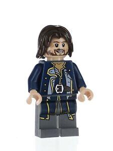LEGO 4183 Pirates of the Caribbean Mini Figure Minifig Admiral Norrington
