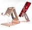 thumbnail 10 - Adjustable Phone Stand Holder Aluminum Cell Phone Desk Mount Cradle Universal