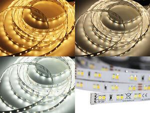1-10M-CCT-LED-flexibel-Streifen-Farbtemperatur-einstellbar-warm-kalt-1000LM-m24V
