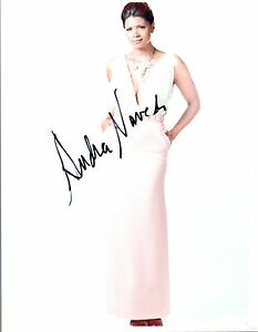 Andrea-Navedo-Signed-Autographed-8x10-Photo-Jane-The-Virgin-COA-VD