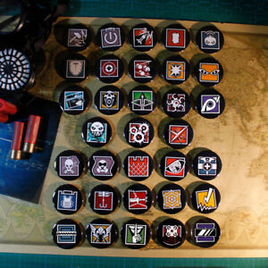 Operators Pinback Operators Badge Backpack Decor 2 2