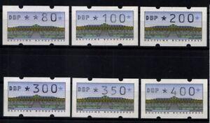 Deutschland-Automaten-Mi-Nr-2-Type-1-2-V-Satz-1-o-Zn-postfrisch-610700