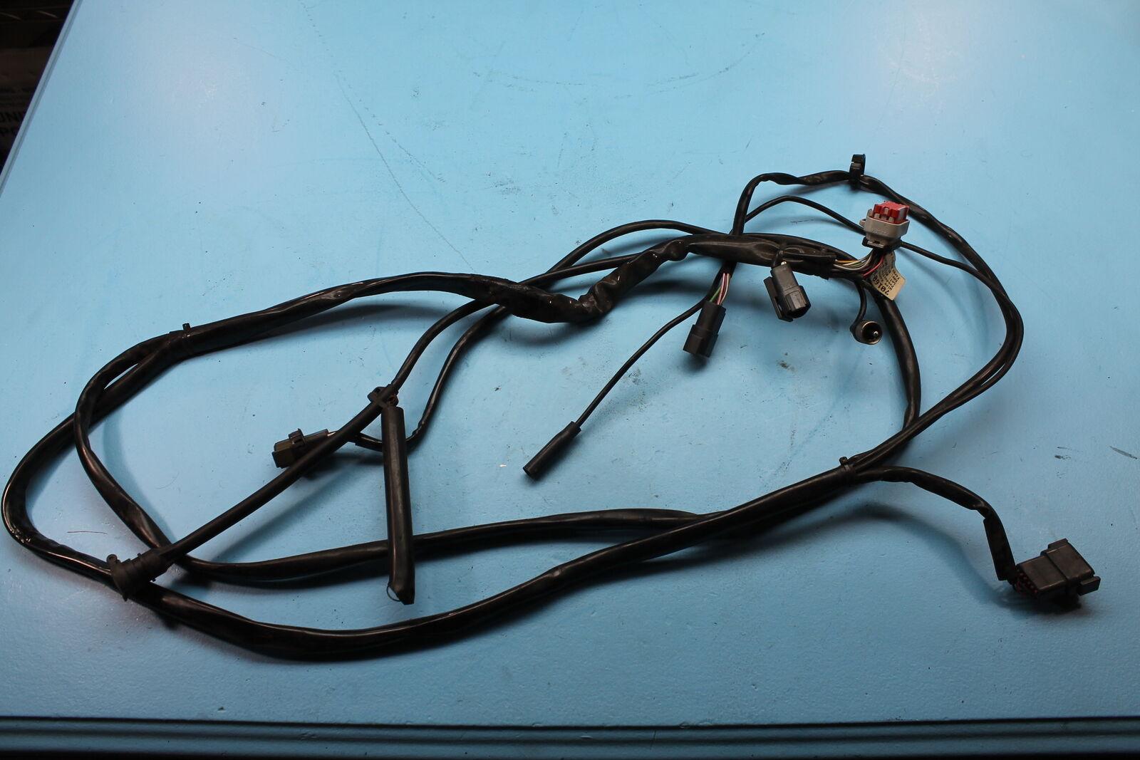 Harley Davidson 1965-69 Sportster XLCH Wiring Harness Complete