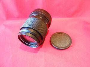 2 Deckel Köcher Sparsam M42 Objektiv Sonor 3,5/135 Mc Carl Zeiss Jena