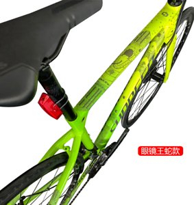 ENLLEE Frame Guard MTB Bike Bicycle 3D Protactive Film Anti-Slip Water Resistand
