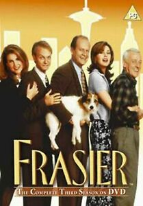 Frasier-The-Complete-Season-3-Box-Set-DVD-Series-Three-NEW-Gift-Idea