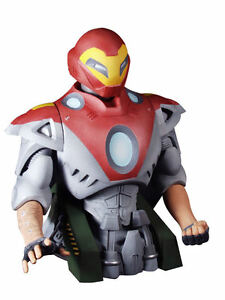 Buste Ultimate Iron Man Diamant Régulier