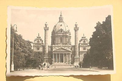 040317# Ak Wien - Karlskirche #029