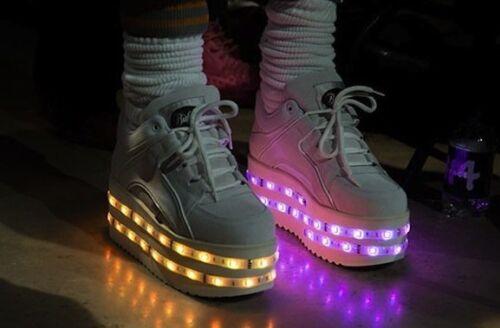 LED Shoe KIT Men or Women KIT fits any size  6 7 8 9 10 11 12 13 14 15 18