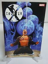 Counter X Vol 3 Nate Grey Marvel Comics TPB Brand New Trade Paperback Comic Book