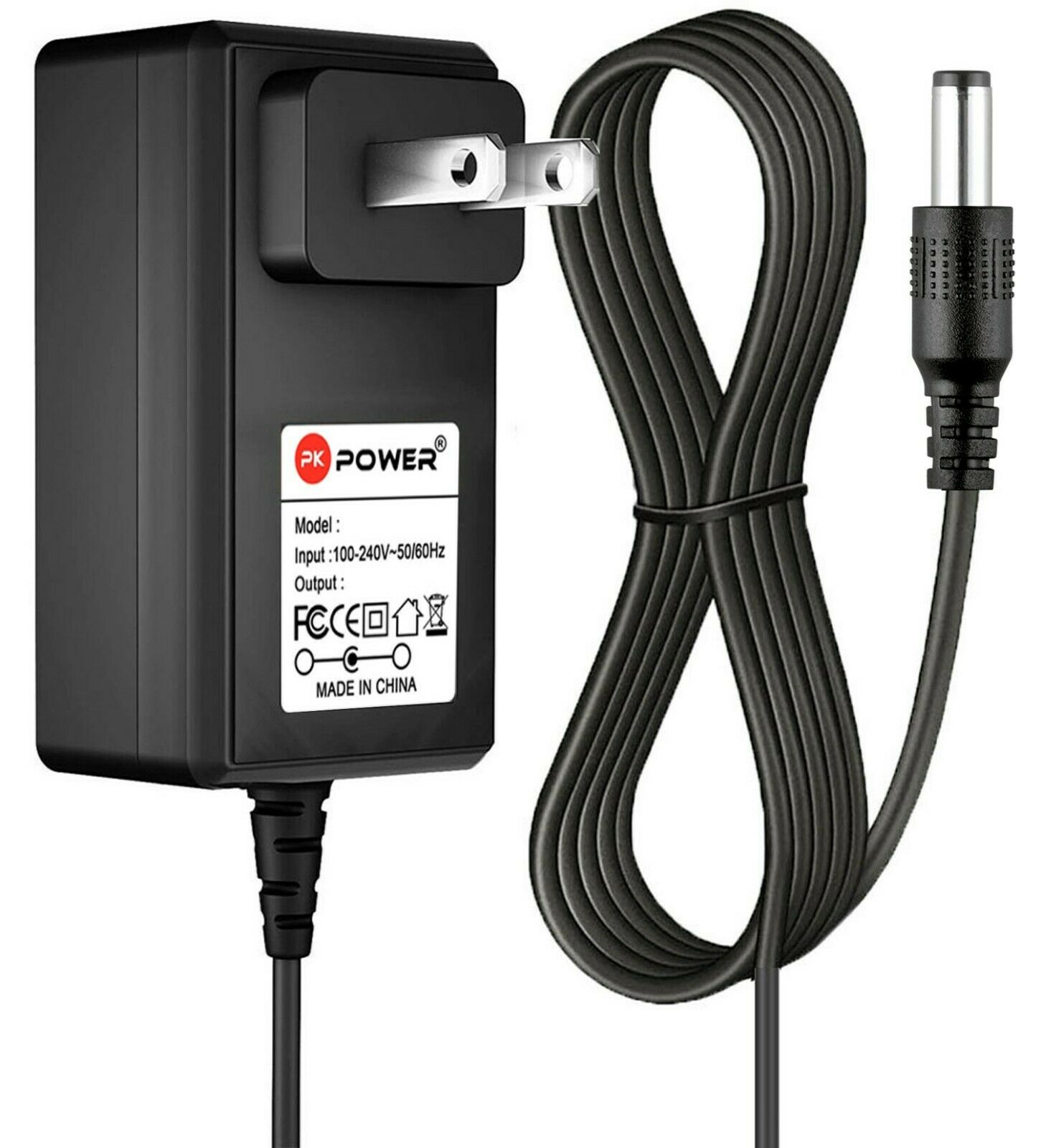 Pkpower AC Adapter Charger For Boss Roland PSB-1U PSB1U FP-4 F-50 Power Supply