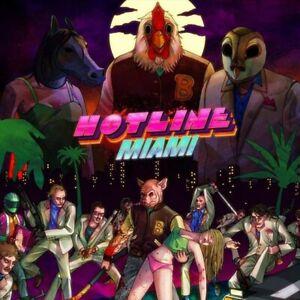Hotline Miami territorio libero PC KEY (vapore)