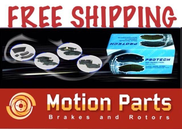 PCD536 REAR Premium Ceramic Brake Pads Fits 2003-2011 Honda Element