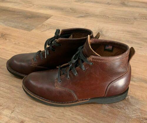 Danner Portland Collection Leather Chukka Boot Bro