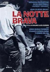 La-Notte-Brava-Dvd-Cult-Nuovo-Sigillato-Raro-Dvd-Fuori-Catalogo-Nuovo