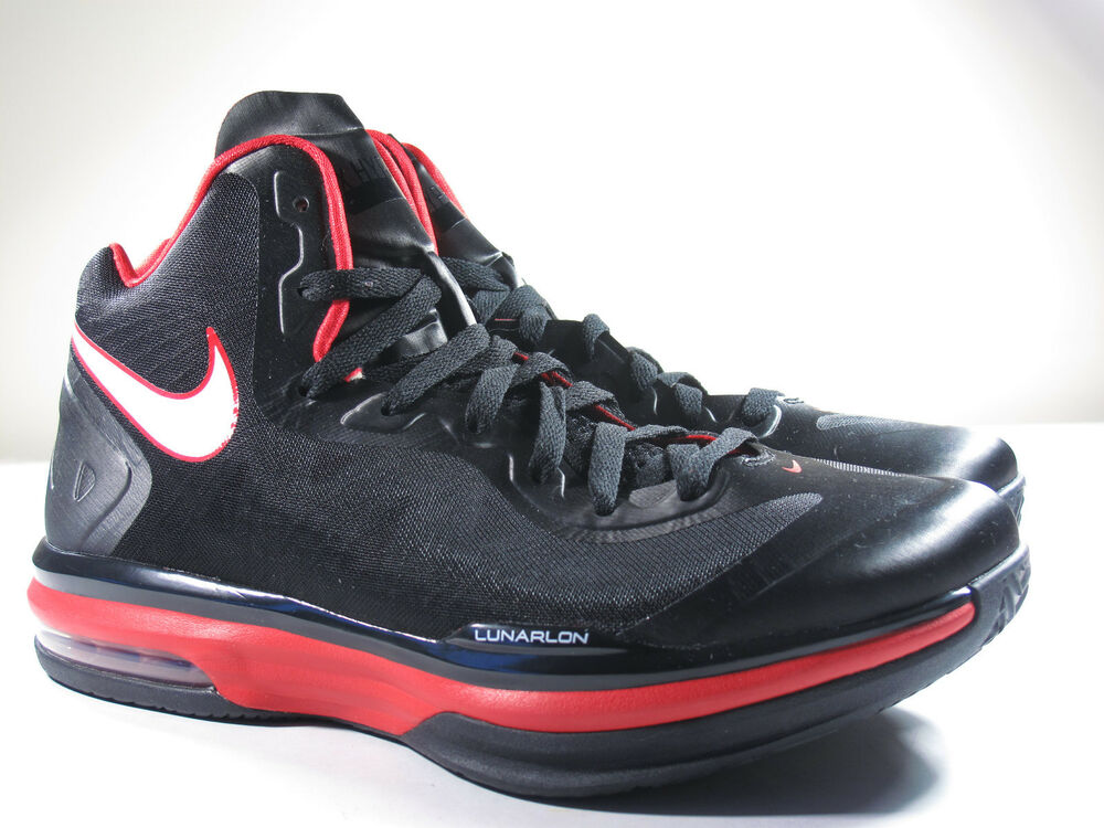 DS NIKE 2011 UNRELEASED AIR HYPER LUNAR BRED SAMPLE 9 FORCE MAX 180 PENNY ZOOM Chaussures de sport pour hommes et femmes
