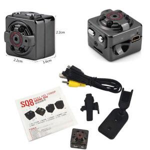 Ebay Motors Efficient Car Hd Motion Micro Dv Digital Video Camera Recorder Night Vision Dvr Camcorder Safety & Security