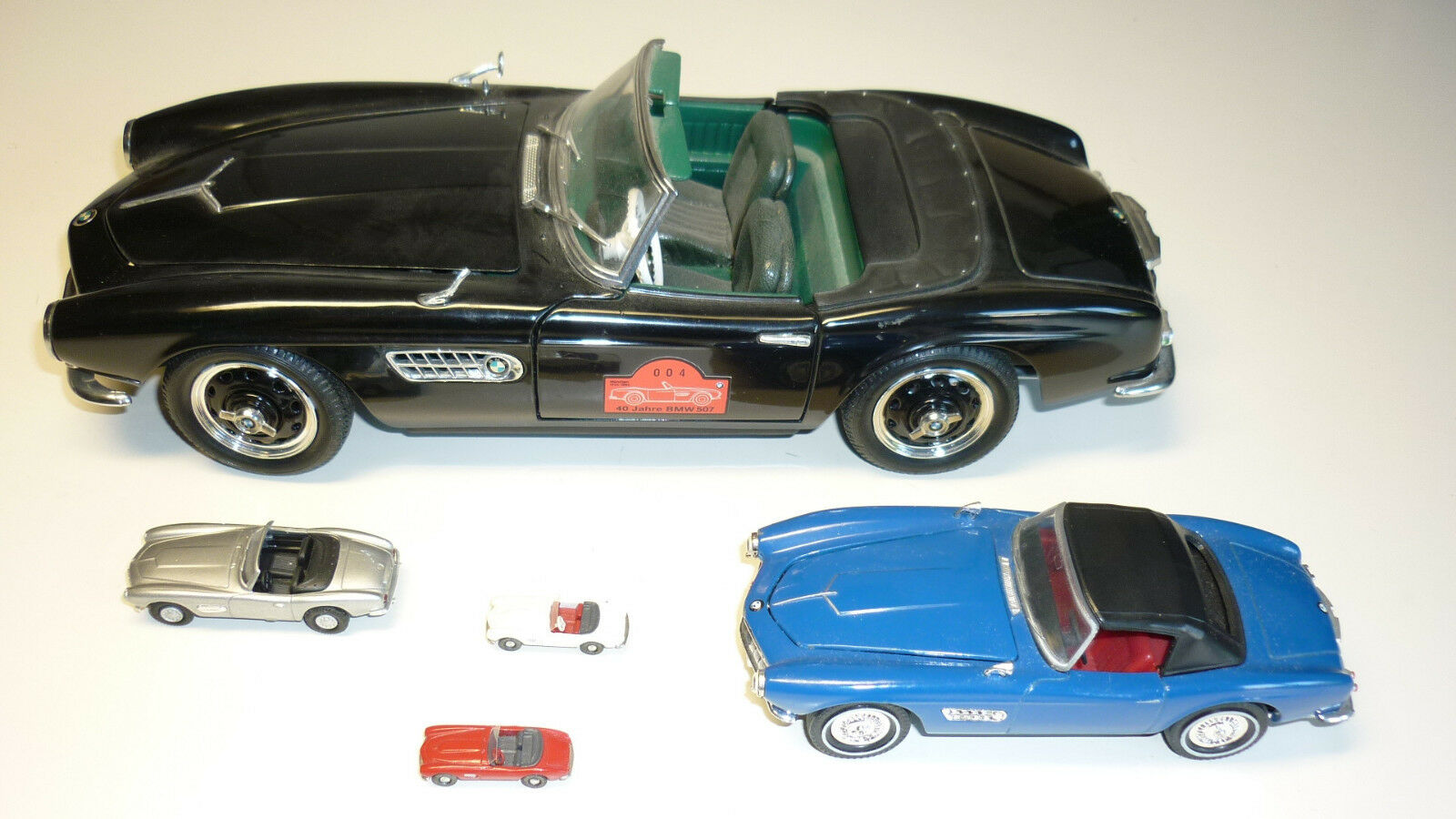 BMW 507 voiture miniature collection