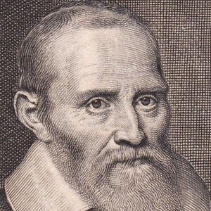 Portrait-XVIIe-Philippe-Van-Lansberge-Lansbergen-Mathematicien-Astronome-Belge