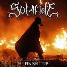 "Solacide ""The Finish Line"" (NEU / NEW) Black-Metal"