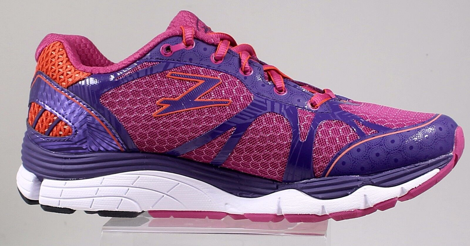 Zoot Del Mar Womens Pink Purple Sneakers Running Sports shoes Trainers