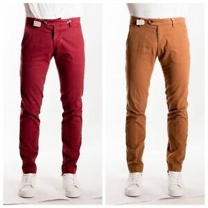 Pantaloni-Roy-Rogers-Slim-fit-Rolf-Superior-A-I-2017-2018
