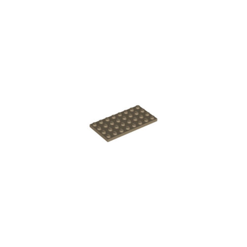 LEGO 3035 4x8 NON WAFFLE BOTTOM SELECT QTY NEW BESTPRICE +GIFT COLOURS A-G