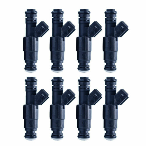 8 x Turbo 72LB Fuel Injectors fit Bosch Siemens Deka IV V8 LS1 LT1 EV1 750cc