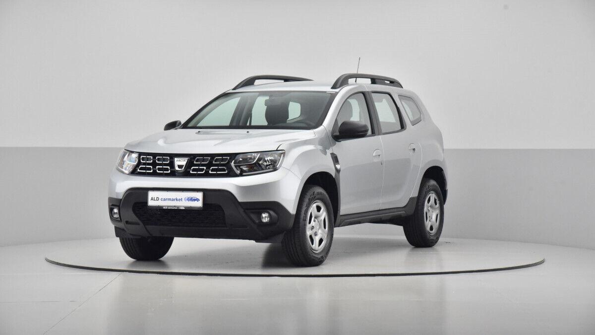 Dacia Duster 1,0 TCe 100 Streetway 5d - 167.000 kr.
