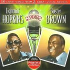 Lightnin' Hopkins Meets Buster Brown by Lightnin' Hopkins (CD, Sep-2009, Collectables)