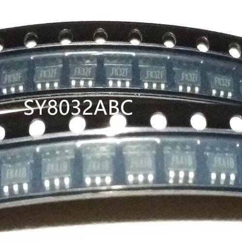 5PCS nuevo SY8032ABC SY8032A SY8032 FK3ZF FK2EA fkxxx SOT23-6 IC