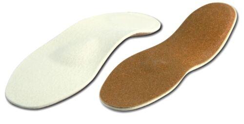 Wintereinlage Filzeinlage Senkfußstütze Spreizfußstütze Fersenpolster Green-Feet