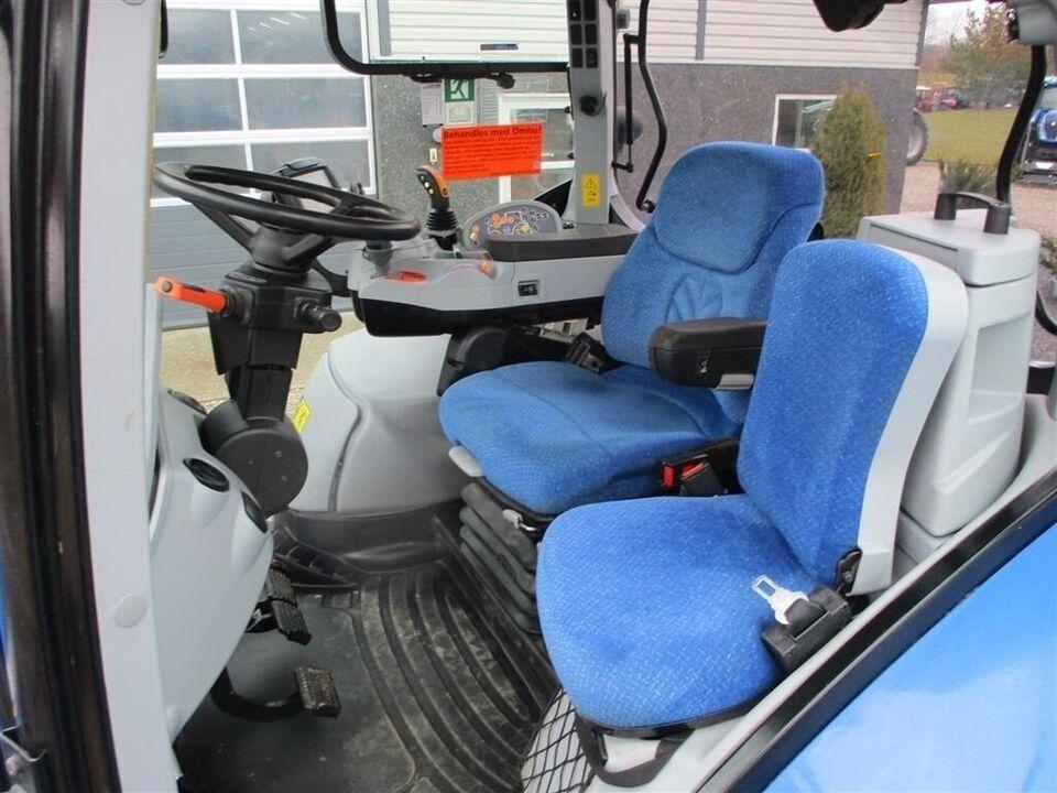 New Holland, T7.270 AC Med frontlift, timer 3372