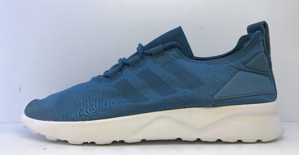 Adidas Men's Zx Flux Adv Verve W Blau Running Trainers Uk 8