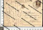 SP 280204 STORIA POSTALE AMBULANTE SAPRI NAPOLI 102B 1933
