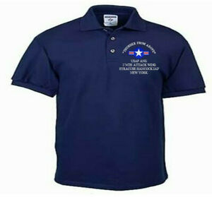 174TH-ATTACK-WING-SYRACUSE-NY-USAF-ANG-EMBROIDERED-LIGHTWEIGHT-POLO-SHIRT