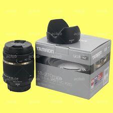 Tamron AF 18-270mm F/3.5-6.3 Di-II VC PZD Lens B008N B008(N) for Nikon AF