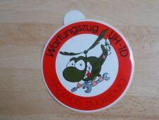 Autocollant / sticker WARTUNGSZUG UH-1D