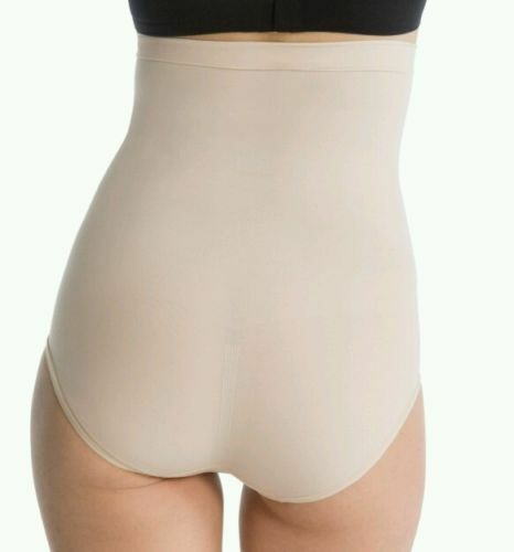 d0b3f4caca Spanx High Waisted Shaper Brief Panties Soft Nude Size S Style 2746 ...