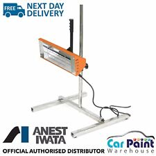 Anest Iwata 1kw Infrared Paint Drying Heat Lamp SMART Infra Red Dryer & Stand
