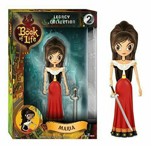 Funko Acción Figuras Legacy Collection 2 The Book of Life 3967 Maria