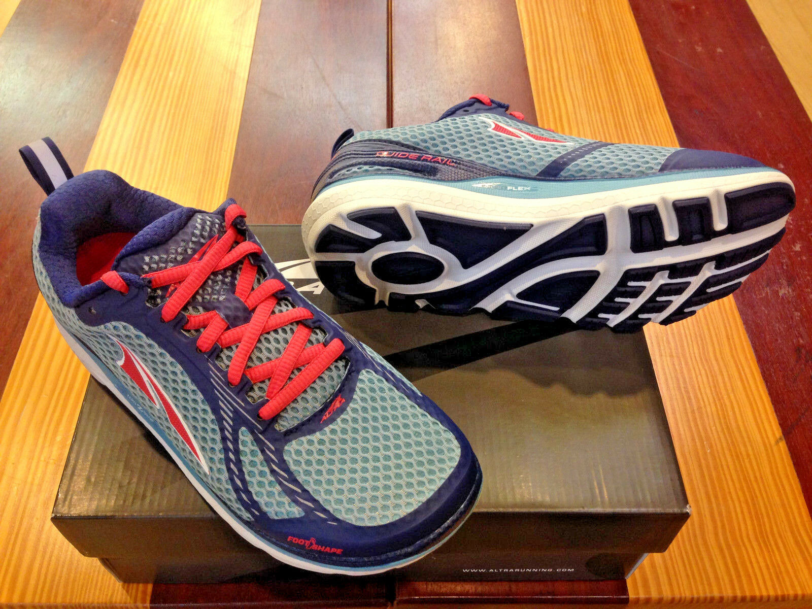 Altra Paradigm 3.0 - Dark blueee - Women's Running shoes
