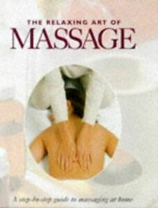 The-Relaxing-Art-of-Massage-Bookmart-Curry-Jane-Very-Good-Hardcover