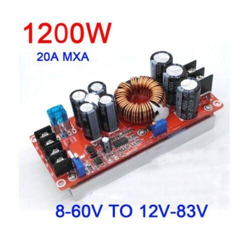 Convertisseur 10//12//15//20a 150//250//300//400//1200w Step Up Step Down buck boost DC-DC