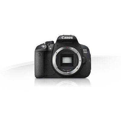 CANON EOS 700D  OBJETIVO EFS 18-55is stm 18 MEGAPIX, LCD 3""