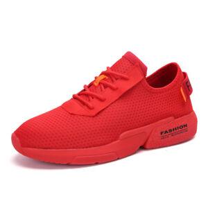 Herren-Sneaker-Laufschuhe-Sportschuhe-Turnschuhe-Schuhe-Freizeitschuhe-Gr-39-47