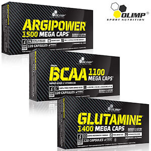 ARGIPOWER-BCAA-L-GLUTAMINE-90-180-Capsules-Amino-Acids-Muscle-Pump-amp-Growth
