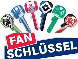 Fanschluessel-Bundesliga-Univ-Schluesselrohling-U15D-Lizenzierte-Fanartikel