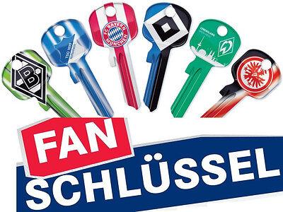 Rohling FC Kaiserslauter Fanschlüssel 1