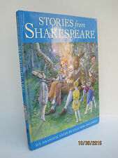 Stories From Shakespeare, Retold by Nicola Baxter